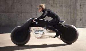 BMW Motorrad Vision Next 100 – motocykl przyszłości