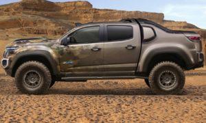 Zasilany wodorem pojazd od Generals Motors posłuży amerykańskim żołnierzom