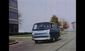 Electrovan – samochód na wodór sprzed pół wieku