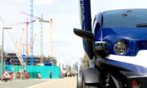 Autonomiczne samochody wyjechały w celach testowych na drogi w Wielkiej Brytanii