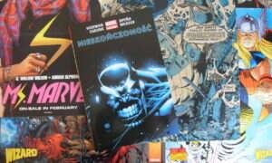 Recenzja komiksu Nieskończoność