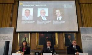 Tegoroczna nagroda Nobla w dziedzinie chemii