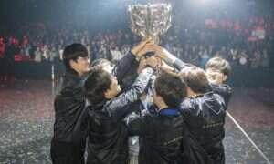 SK Telecom T1 zostają po raz trzeci mistrzami świata w League of Legends