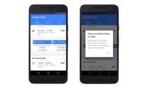 Google Flights pomoże nam śledzić ceny biletów na samolot