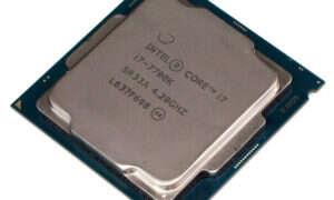 Próbka nowego procesora Intel i7-7700K wyciekła i została już poddana kilku testom
