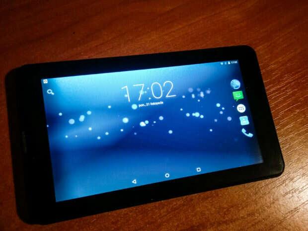 Overmax Qualcore 7030 4G ekran
