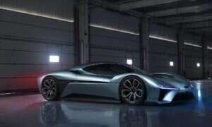 Chińczycy z NextEV z mocnym kandydatem do miana najszybszego samochodu elektrycznego