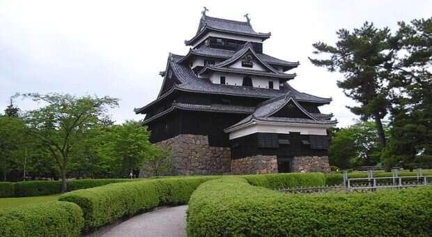 Zamek Matsue