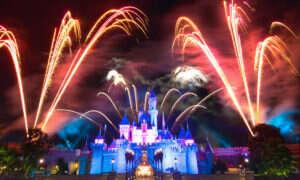 Disney wreszcie zamierza uruchomić swoje pokazy z dronami