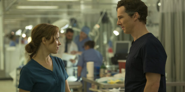 Doctor Strange - Benedict Cumberbatch i Rachel McAdams