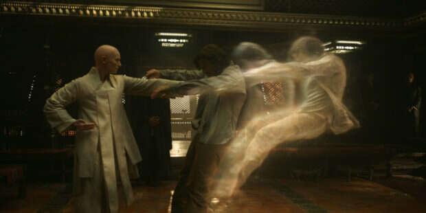Doctor Strange - Tilda Swinton