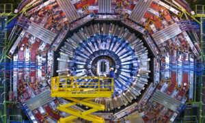CERN zatrudniło roboty do inspekcji Wielkiego Zderzacza Hadronów