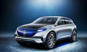 Mercedes wkracza na rynek samochodów elektrycznych z nową marką
