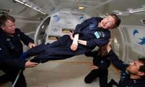 NASA pomoże Stephenowi Hawkingowi wysłać mini-chip na Alpha Centauri