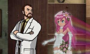 Holograficzna żona prosto z Japonii