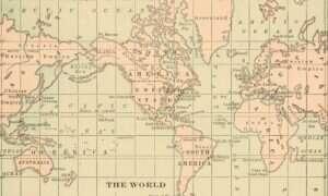 Dlaczego tworzenie odpowiednich map świata jest matematycznie niemożliwe?