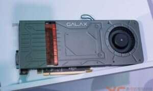 GALAX ujawnia jednoslotową konstrukcję GTX 1070