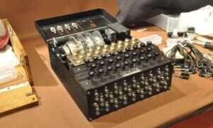 Enigma sprzedana na aukcji za rekordową kwotę