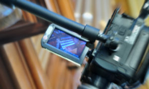 Inteligentne oprogramowanie kamery może monitorować parametry życiowe