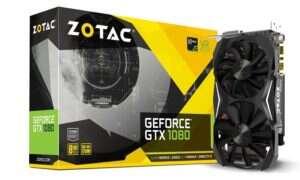 Zotac stworzył najmniejszego GTX 1080