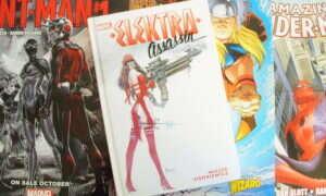 Recenzja komiksu Elektra: Assassin