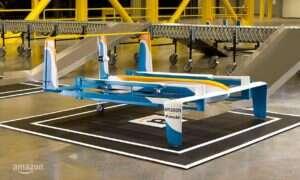 Amazon Prime Air w trzynaście minut dokonuje pierwszej dostawy w Anglii