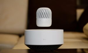 LG już wkrótce zaprezentuje swój lewitujący głośnik Bluetooth