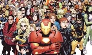 Superbohaterowie Marvela – zapowiedź nowej serii komiksowej