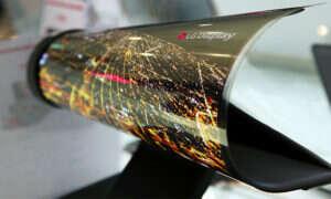LG tworzy elastyczne wyświetlacze dla kilku znanych firm