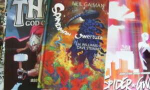 Recenzja komiksu Sandman Uwertura