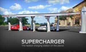 Elon Musk zapowiada superszybkie ładowarki Superchargers