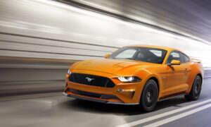 Czy Ford Mustang może wyglądać jeszcze wredniej? Edycja z roku 2018 udowodni, że tak