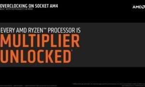 Każdy procesor Ryzen pozwoli na podkręcanie