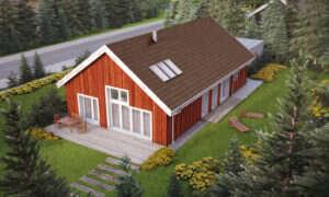 Wielkie cięcie cen projektów domów!