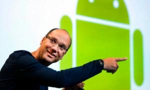 Twórca Androida, Andy Rubin, pracuje nad smartfonem z najwyższej półki