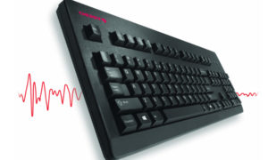 Czy klawiatura mechaniczna może być cicha? Cherry twierdzi, że tak i pokazuje nową klawiaturę MX Silent Board