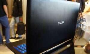 Zobacz gamingowego laptopa od EVGA