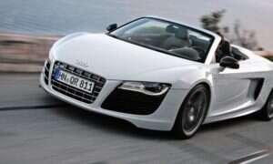 Ustawcie się w kolejce po kredyt, oto nowe Audi R8 V10 Spyder