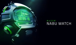 """Test """"smartwatcha"""" Razer Nabu Watch"""