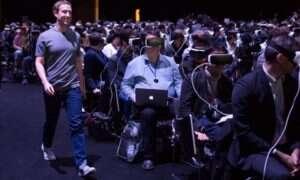Facebook planuje zainwestować w VR 3 miliardy dolarów w ciągu najbliższej dekady