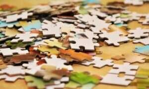 Niezwykłe, tajemnicze… puzzle Wasgij?!