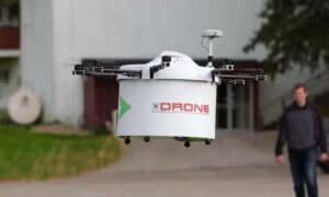 Drony zaczną dostarczać paczki na terenie Kanady