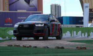 Do 2020 roku dostaniemy w pełni autonomiczny samochód od Audi i Nvidii