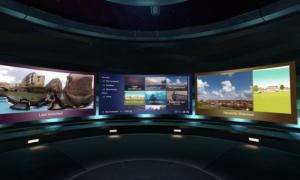 Headsety do VR jako zamiennik kina domowego? HTC Vive może się w tym sprawdzić!