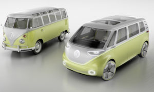 Volkswagen I.D. Buzz wnosi powiew hipisowskiego busa w XXI wiek