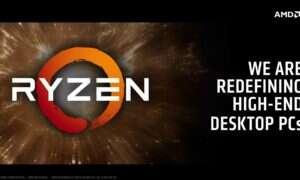 AMD Ryzen przyłapane w bazie jednego z benchmarków