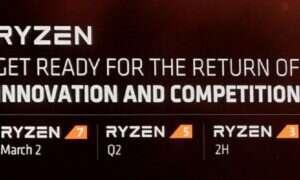 Kiedy w sprzedaży pojawią się dalsze konstrukcje AMD Ryzen?