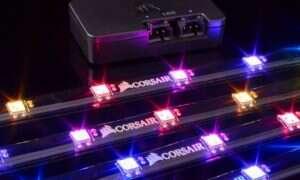 Corsair wprowadza ciekawe paski LEDowe