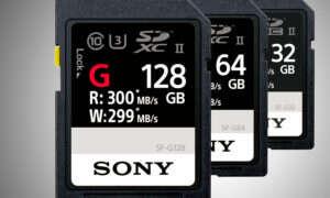 Sony ogłasza najszybsze na świecie karty SD