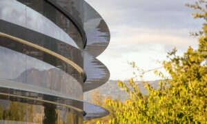 Budowa Apple Park skończona! Otwarcie dla pracowników już w kwietniu